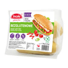 BUŁKI HOT-DOG 130G(2X65G)